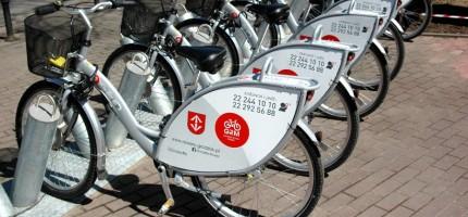 Będą trzy nowe stacje Grodziskiego Roweru Miejskiego