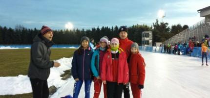 12-letnia grodziszczanka z rekordami w mekce panczenistów