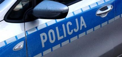 """Czwartkowe działania policji w Ojrzanowie. """"Ryzyko zagrożenia życia"""""""