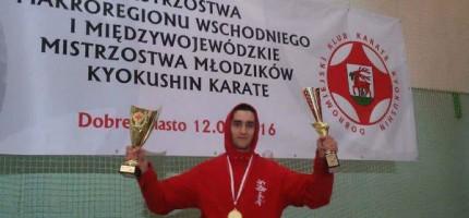 Wojownik z Grodziska nie znalazł pogromcy