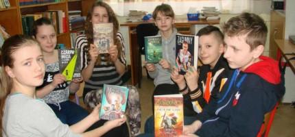 Dotacja na ulubione książki uczniów