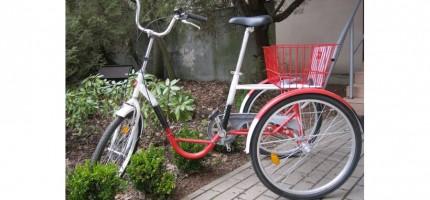Podkowiański OPS rozdaje rowery