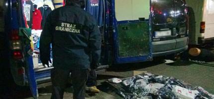 Podróbki za 30 mln zł w Wólce Kosowskiej