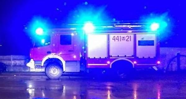 W Budach Zosinych spłonął samochód. Podpalenie?
