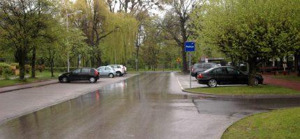 """Pięciu chętnych do budowy parkingu na Kierlańczyków. """"Wybierzemy wykonawcę"""""""