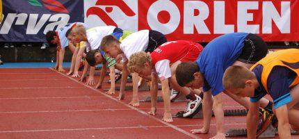 Czwartki z lekkoatletyką dla dzieci i młodzieży ponownie w regionie
