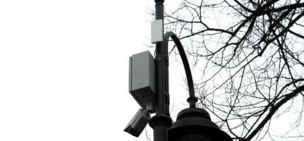 Sieć monitoringu w Podkowie