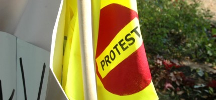 Protestujący zablokują główne drogi. Będą objazdy