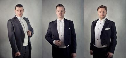 Zaproszenie na koncert trzech tenorów dla Pani Bożeny