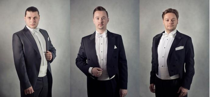 Koncert trzech tenorów w Grodzisku już w poniedziałek!