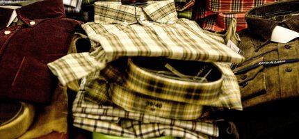 Ukradli ubrania za ponad 3,5 tys. zł