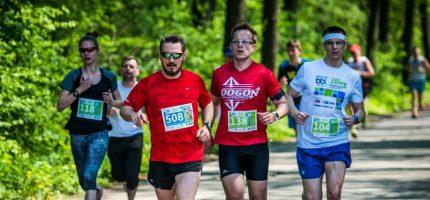 Rodzinne bieganie w szczytnym celu