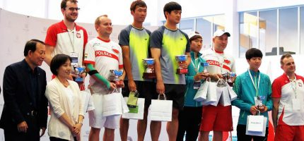 Mistrzostwa Polski w soft tenisie za nami