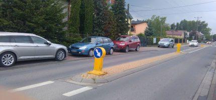 """Tak parkują """"mistrzowie"""" na ul. Orzeszkowej"""