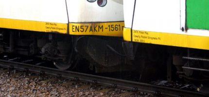 Śmiertelny wypadek na kolei