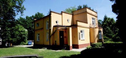 Biblioteka publiczna do modernizacji