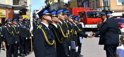 Grodziscy strażacy świętowali z mieszkańcami