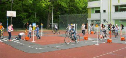 Zorganizują całoroczne miasteczko rowerowe?
