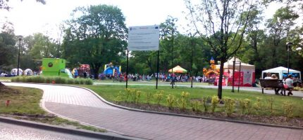 Dziś Eko Piknik w Parku Skarbków