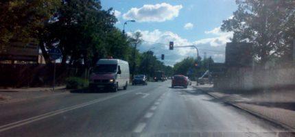 Uwaga kierowcy, awaria świateł na dwóch skrzyżowaniach