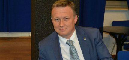 Artur Tusiński będzie ubiegał się o reelekcję