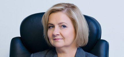 Wiesława Kwiatkowska z absolutorium
