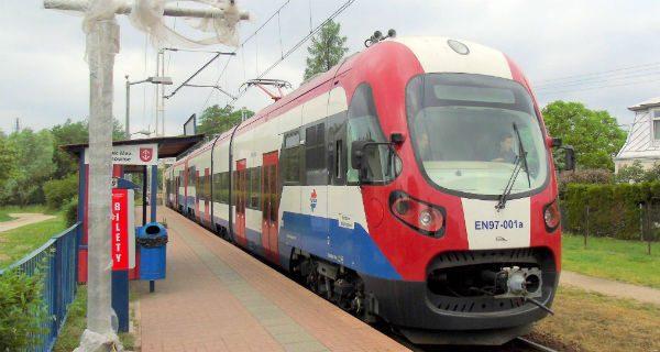 Wukadka z limitami pasażerów w pociągach. Podała dokładne liczby