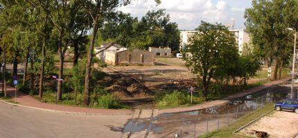 Sprawa parku w miejscu byłego złomowiska w prawnym klinczu
