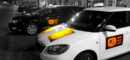 Pierwsza korporacja Taxi w Grodzisku!