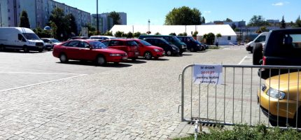 Zamkną parking przy Centrum Kultury
