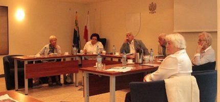 Milanowska rada seniorów zaczęła działać