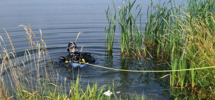 59-latek utonął w Zalewie Żyrardowskim