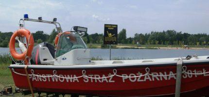 29-latek utopił się w Zalewie Żyrardowskim. Druga ofiara w niecały tydzień