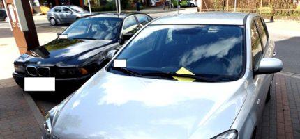 """""""Żółte kartki"""" za nieopłacone parkowanie"""