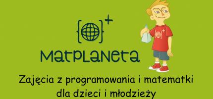 Matplaneta – nauka programowania i matematyki dla dzieci