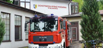 105-lecie milanowskiej OSP. Będzie świętowanie