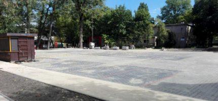 Dwa grodziskie parkingi ruszą przed początkiem września