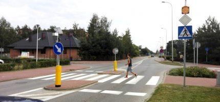 Bezpieczniejsze przejścia dla pieszych na Teligi?