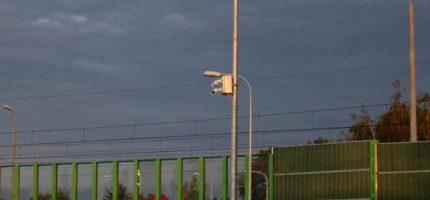 Kamery w tunelu na Bałtyckiej uruchomione