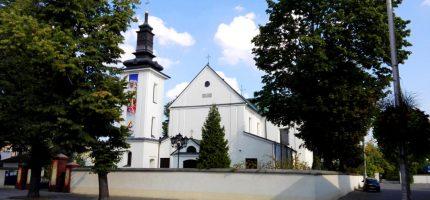 Transmisje mszy świętych z lokalnych kościołów