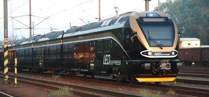 Kiedy pojedziemy pociągiem z Grodziska do czeskiej Pragi?