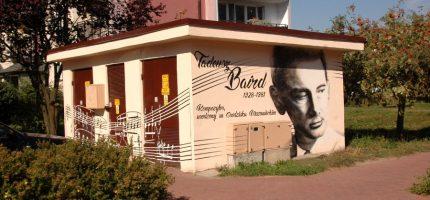 Nowe murale w Grodzisku. Dwa już są – trzeci do końca października?