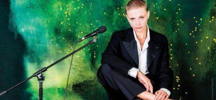 Natalia Sikora wyśpiewa poezję Norwida w Grodzisku