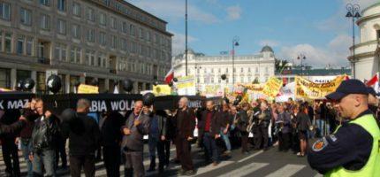 Mieszkańcy ws. 400 kV: Cieszymy się, ale to nie koniec