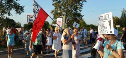 W piątek kolejne protesty na głównych drogach
