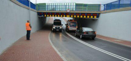 Grodzisk przejmie od kolejarzy opiekę nad tunelem