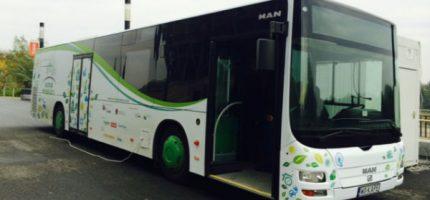 W środę autobus Energetyczny przyjedzie do Grodziska