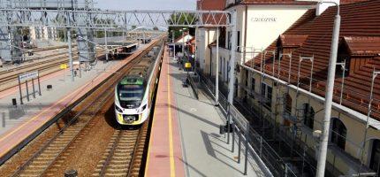 Utrudnienia na kolei, niektóre pociągi opóźnione