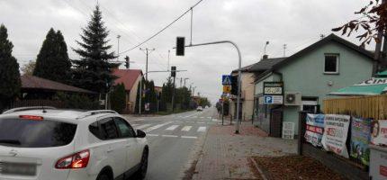 Światła na krzyżówce Granicznej z Poniatowskiego wciąż nie działają. Kiedy naprawa?
