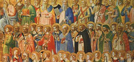 Dziś Wszystkich Świętych